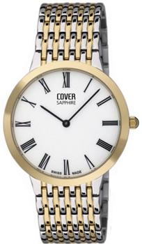 Швейцарские наручные  мужские часы Cover CO124.05. Коллекция Brilliant times