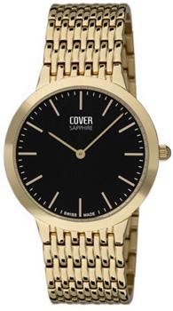 Швейцарские наручные  мужские часы Cover CO124.06. Коллекция Brilliant times