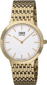 Швейцарские наручные  мужские часы Cover CO124.07. Коллекция Unisex