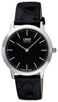 Швейцарские наручные  мужские часы Cover CO124.10. Коллекция Gents