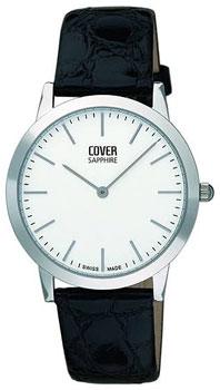 Швейцарские наручные  мужские часы Cover CO124.11. Коллекция Gents
