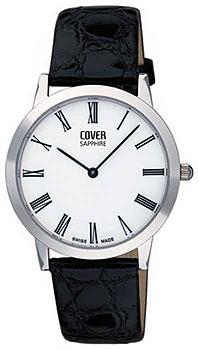 Швейцарские наручные  мужские часы Cover CO124.12. Коллекция Gents
