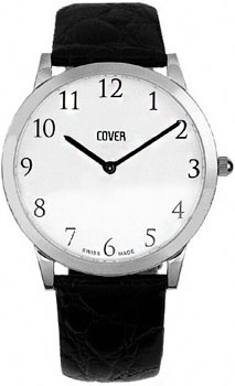 Швейцарские наручные  мужские часы Cover CO124.13. Коллекция Gents