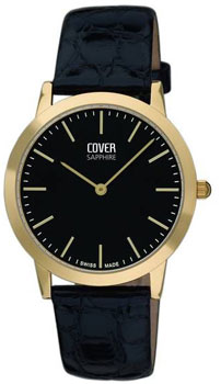 Швейцарские наручные  мужские часы Cover CO124.14. Коллекция Gents