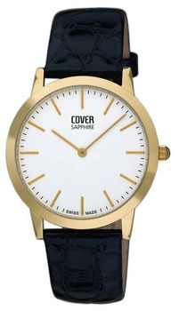 Швейцарские наручные  мужские часы Cover CO124.15. Коллекция Gents