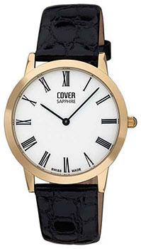 Швейцарские наручные  мужские часы Cover CO124.17. Коллекция Gents