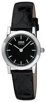 Швейцарские наручные  женские часы Cover CO125.10. Коллекция Ladies