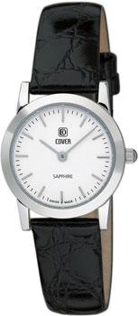 Швейцарские наручные  женские часы Cover CO125.11. Коллекция Ladies