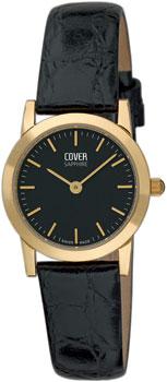 Швейцарские наручные  женские часы Cover CO125.14. Коллекция Ladies