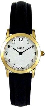 Швейцарские наручные  женские часы Cover CO125.18. Коллекция Ladies