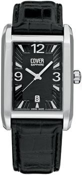 Швейцарские наручные  мужские часы Cover CO132.05. Коллекция Gents