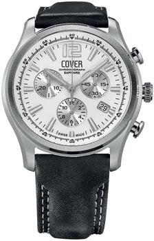 Швейцарские наручные  мужские часы Cover CO135.05. Коллекция Gents
