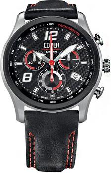 Швейцарские наручные  мужские часы Cover CO135.11. Коллекция Gents