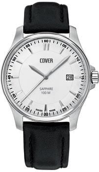 Швейцарские наручные  мужские часы Cover CO137.06. Коллекция Gents
