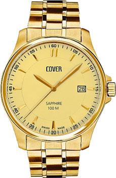 Швейцарские наручные  женские часы Cover CO137.PL3M. Коллекция Gents