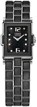 Швейцарские наручные  женские часы Cover CO141.01. Коллекция Ladies
