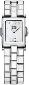 Швейцарские наручные  женские часы Cover CO141.02. Коллекция Ladies