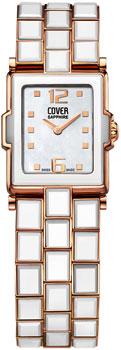 Швейцарские наручные  женские часы Cover CO141.03. Коллекция Ladies