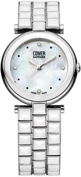 Швейцарские наручные  женские часы Cover CO142.04. Коллекция Ladies