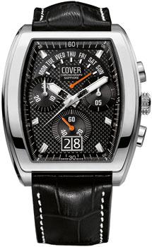 Швейцарские наручные  мужские часы Cover CO144.03. Коллекция Gents