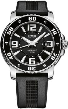 Швейцарские наручные  мужские часы Cover CO145.03. Коллекция Gents