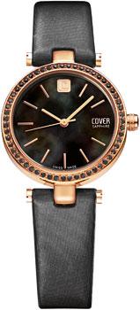 Швейцарские наручные  женские часы Cover CO147.05. Коллекция Brilliant times