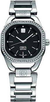 Швейцарские наручные  женские часы Cover CO148.01. Коллекция Brilliant times