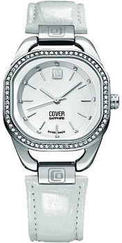 Швейцарские наручные  женские часы Cover CO148.05. Коллекция Brilliant times