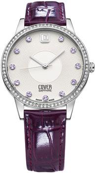 Швейцарские наручные  женские часы Cover CO153.03. Коллекция Brilliant times