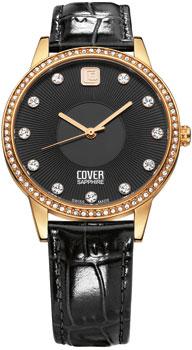 Швейцарские наручные  женские часы Cover CO153.05. Коллекция Brilliant times