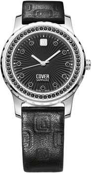 Швейцарские наручные  женские часы Cover CO154.05. Коллекция Brilliant times