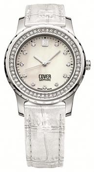 Швейцарские наручные  женские часы Cover CO154.06. Коллекция Brilliant times