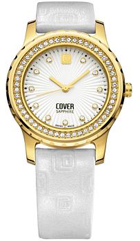 Швейцарские наручные  женские часы Cover CO154.07. Коллекция Brilliant times