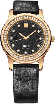 Швейцарские наручные  женские часы Cover CO154.08. Коллекция Brilliant times