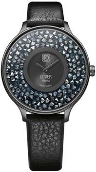 Швейцарские наручные  женские часы Cover CO158.05. Коллекция Piedra