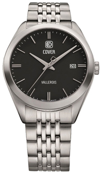 Швейцарские наручные  мужские часы Cover CO162.01. Коллекция Gents