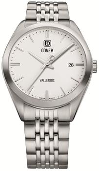 Швейцарские наручные  мужские часы Cover CO162.02. Коллекция Gents
