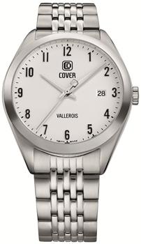 Швейцарские наручные  мужские часы Cover CO162.03. Коллекция Gents