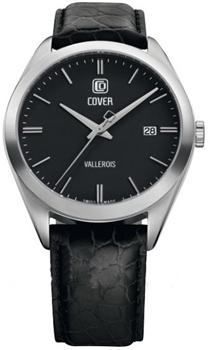 Швейцарские наручные  мужские часы Cover CO162.06. Коллекция Gents