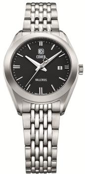 Швейцарские наручные  женские часы Cover CO163.01. Коллекция Vallerois