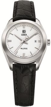 Швейцарские наручные  женские часы Cover CO163.07. Коллекция Vallerois