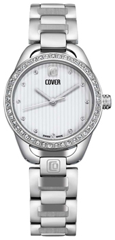 Швейцарские наручные  женские часы Cover CO167.01. Коллекция Ladies