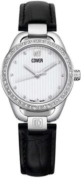 Швейцарские наручные  женские часы Cover CO167.05. Коллекция Ladies