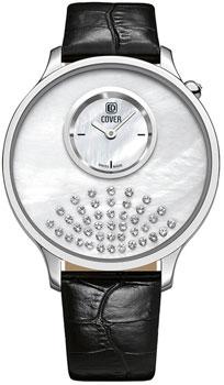 Швейцарские наручные  женские часы Cover CO169.05. Коллекция Expressions