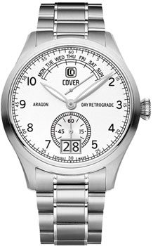 Швейцарские наручные  мужские часы Cover CO171.02. Коллекция Reflections