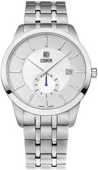 Швейцарские наручные  мужские часы Cover CO173.02. Коллекция Reflections