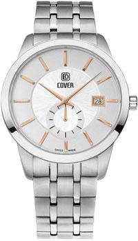Швейцарские наручные  мужские часы Cover CO173.03. Коллекция Reflections
