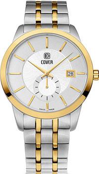 Швейцарские наручные  мужские часы Cover CO173.04. Коллекция Nobila