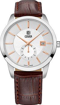 Швейцарские наручные  мужские часы Cover CO173.07. Коллекция Nobila