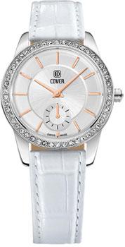 Швейцарские наручные  женские часы Cover CO174.07. Коллекция Reflections